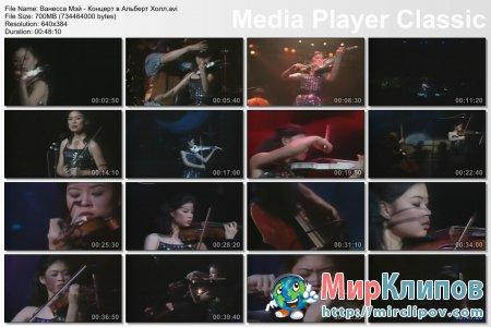 Vanessa Mae - Concert (Live, Альберт Холл)