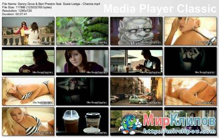 Danny Dove Feat. Ben Preston & Susie Ledge - Chance