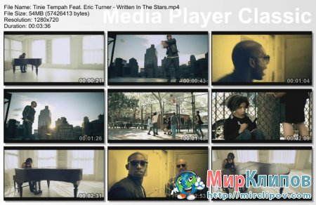 Tinie Tempah Feat. Eric Turner - Written In The Stars