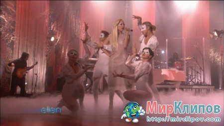 Lady Gaga - Bad Romance (Live, The Ellen DeGeneres Show)