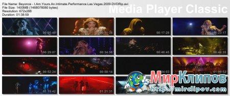 Beyonce - I Am Yours (Live, Las Vegas, 2009)