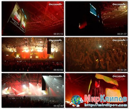 Armin Van Buuren - Youtopia (Blake Jarrell Remix) (Live)
