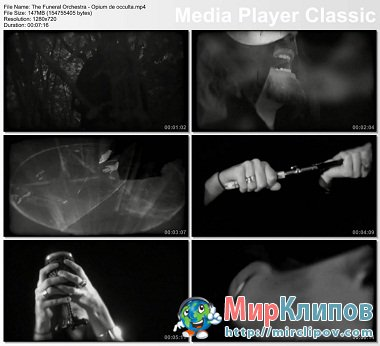 The Funeral Orchestra - Opium De Occulta