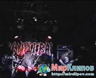 Cannibal Corpse - Live Perfomance (Columbia, 1994)