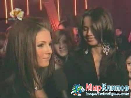 Алекса и Нюша - Lookin (Live)