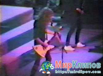 Metallica - Live Perfomance (Detroit, 1986)