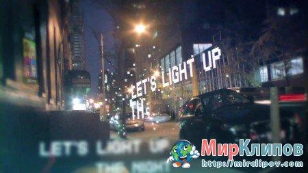 Black Eyed Peas - Light Up The Night