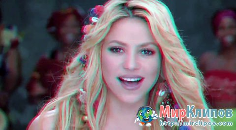 Shakira - Waka Waka (3D Version)