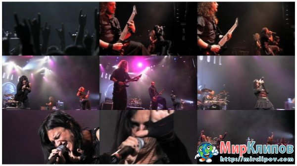 Lacuna Coil - Swamped (Live, Loudpark)