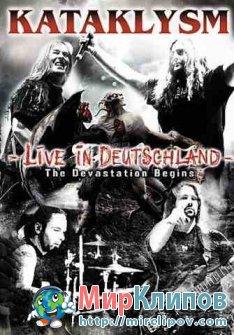 Kataklysm - Live Perfomance (Deutschland)