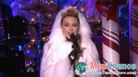 Kylie Minogue - Let It Snow (Live, Christmas In Rockefeller Center)