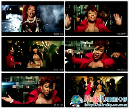 Keyshia Cole Feat. Nicki Minaj - I Ain't Thru