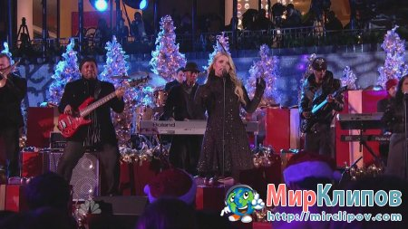 Jessica Simpson - My Only Wish (Live, Christmas In Rockefeller Center, 2010)