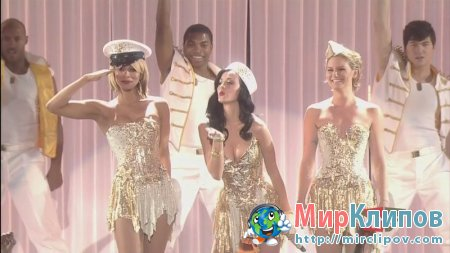 Katy Perry Feat. Keri Hilson & Jennifer Nettles - Boogie Woogie Bugle Boy (Live, VH1 Divas Salute The Troops)