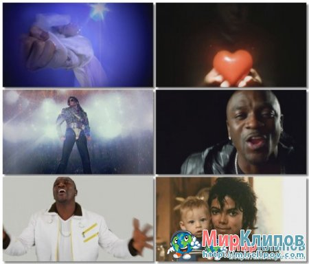 Michael Jackson Feat. Akon - Hold My Hand
