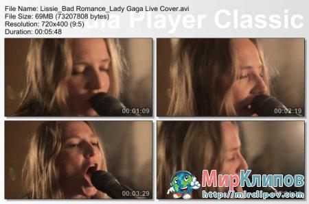 Lissie - Bad Romance (Lady Gaga Cover)