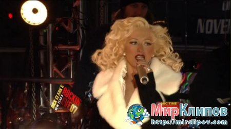 Christina Aguilera - Fighter (Live, Dick Clarks New Years Rockin Eve, 2007)