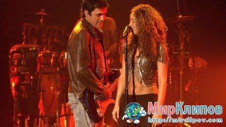 Shakira Feat. Alejandro Sanz - La Tortura (Live, Oral Fixation Tour, 2007)