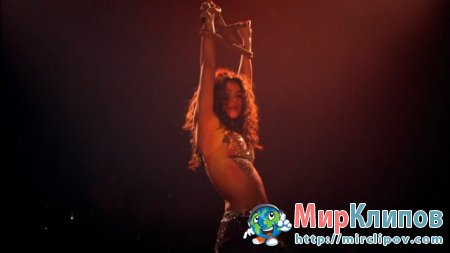 Shakira - Whenever Wherever (Live, Oral Fixation Tour, 2007)
