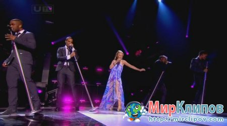 Kylie Minogue Feat. JLS - All The Lovers (Live, This Is JLS)