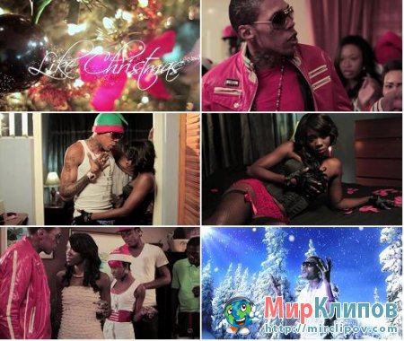 Vybz Kartel Feat. Sheba - Like Christmas