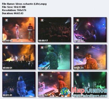 Вирус - Счастье (Live)