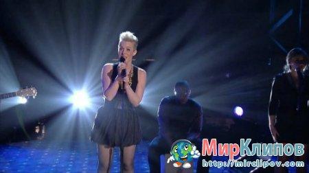 Natasha Bedingfield - Strip Me (Live, Lopez Tonight)