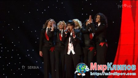 Marija Serifovic - Molitva (Live, Eurovision, 2007)