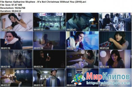 Katharine Mcphee - It's Not Christmas Without You