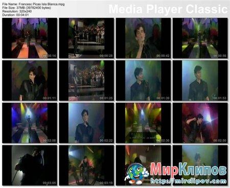 Francesc Picas - Isla Blanca (Live)