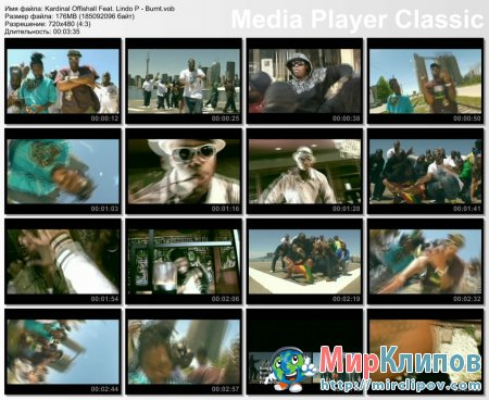 Kardinal Offishall Feat. Lindo P - Burnt