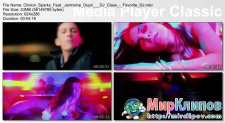 Clinton Sparks Feat. Jermaine Dupri & DJ Class - Favorite DJ
