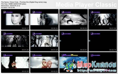 Cheryl Cole - Promise This (Digital Dog Remix)