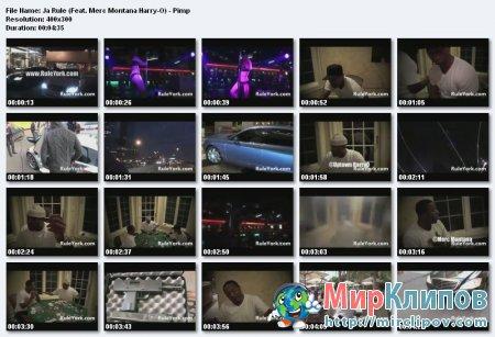 Ja Rule Feat. Merc Montana & Harry-O - Pimp