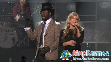 Fergie Feat. Will.I.Am - All That I Got (Live, Dick Clarks New Years Rockin Eve, 2007)