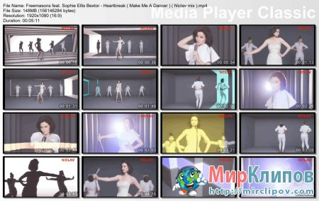 Freemasons Feat. Sophie Ellis Bextor - Heartbreak (Make Me A Dancer) (Niclav Mix)