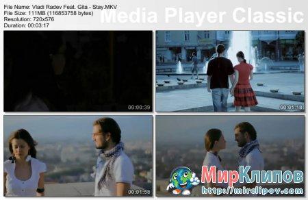 Vladi Radev Feat. Gita - Stay