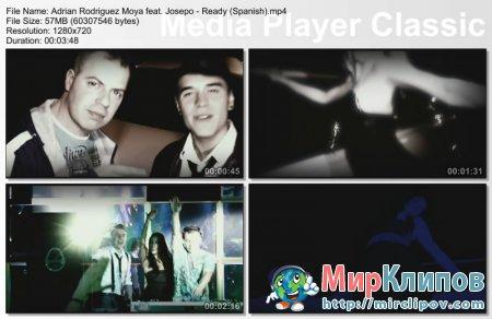 Adrian Rodriguez Moya feat. Josepo - Ready (Spanish)