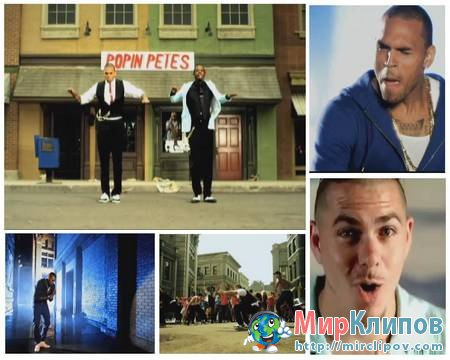 Chris Brown Feat. Pitbull - Where Do We Go From Here