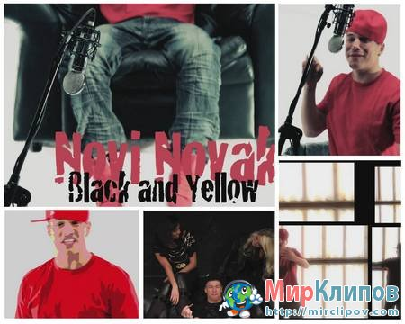 Novi Novak - Black And Yellow