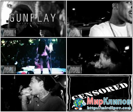 Gunplay Feat. Waka Flocka - Rollin