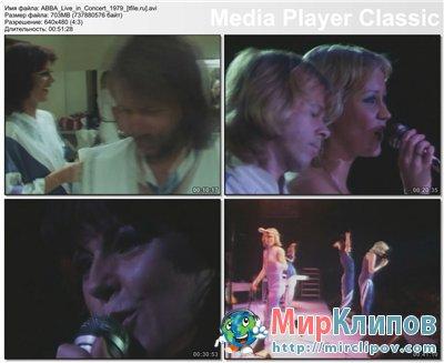 ABBA - Concert (USA)