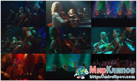 Apocalyptica - Master Of Puppets (Live, Minich)