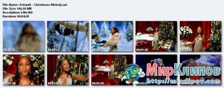 Ashanti - Christmas Melody