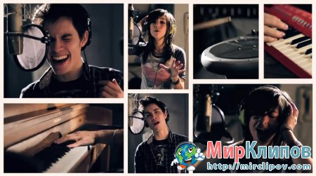 Sam Tsui & Christina Grimmie - Just A Dream (Cover by Nelly)
