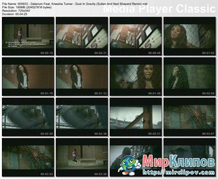 Delerium Feat. Kreesha Turner - Dust In Gravity (Sultan And Ned Shepard Remix)