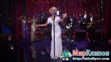 Keri Hilson - Pretty Girl Rock (Live, Late Show With David Letterman)
