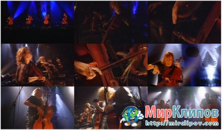 Apocalyptica - Inquisition Symphony (Live, Minich)