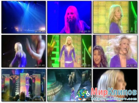 Britney Spears - Don't Go Knockin On My Door (Live, London)