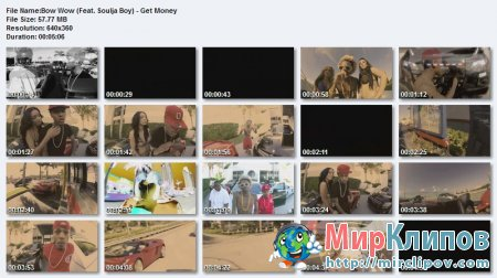 Bow Wow Feat. Soulja Boy - Get Money